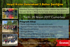 2017 İstanbul Geleneksel Bahar Festivali