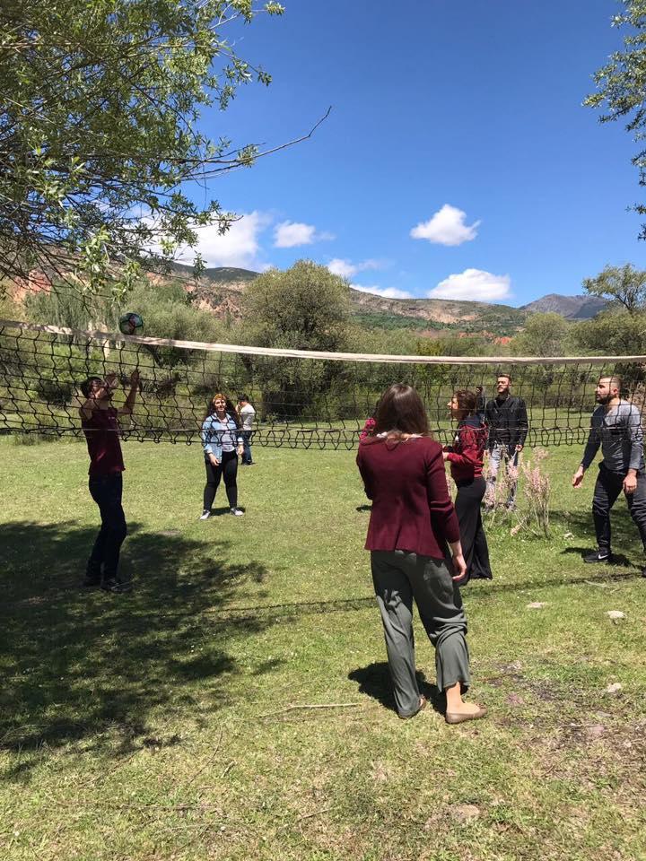 2017 Şebinkarahisar Turkuaz Öğrenci Yurtları Bahar Pikniği